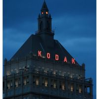 KODAK building in Rochester NY USA, Рочестер