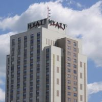 Hyatt Hotel, Рочестер