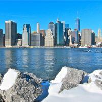 Manhattan. New York., Саддл-Рок