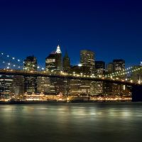 Brooklyn Bridge, Саддл-Рок