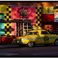 Caliente Cab, Саддл-Рок