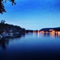 Saranac Lake, Саранак-Лейк