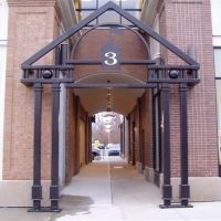Decorative Colonnade, Саратога-Спрингс