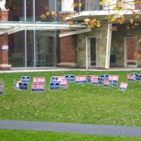Skidmore VOTES, Саратога-Спрингс