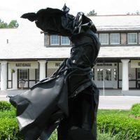 National Dance Museum Statue, Саратога-Спрингс