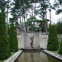 Saratoga Springs, NY: Congress Park, Саратога-Спрингс