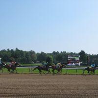 Saratoga horserace, Саратога-Спрингс
