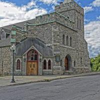 Bethesda Episcopal Church, Саратога-Спрингс