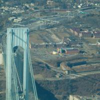 Varazano Narrows Bridge, Саут-Бич