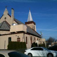 St Hedwigs RC Church, Саут-Флорал-Парк