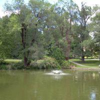 Audrey Hochberg Pond Preserve, Скарсдейл