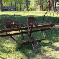 Horse Hay-Rake, Смиттаун