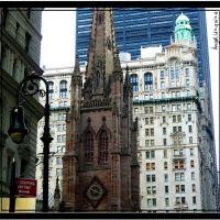 Trinity Church - New York - NY, Солвэй