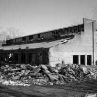 Factory, Stottsville NY, Стоттвилл