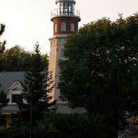 Island Street Boatyard Lighthouse, Тонаванда