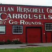 Allan Herschell Carrousel Museum, Тонаванда