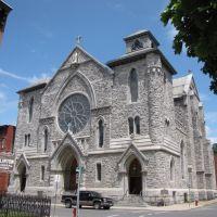 St. Marys Church, Трой