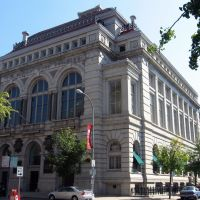 Troy Savings Bank Music Hall, Трой