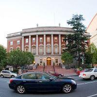 White Plains NY Municipal Hall on Main St., Уайт-Плайнс