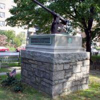 Memorial to World War I service members, White Plains, NY, Уайт-Плайнс