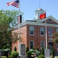 Town Hall, Уайтсборо