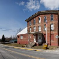 Railroad Avenue, Philmont, Филмонт