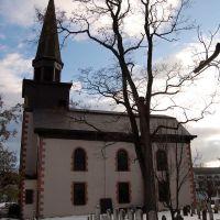 First Dutch Reformed Church, Фишкилл