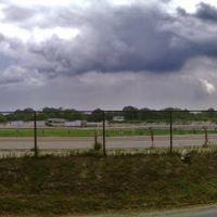 Panoramic shot of Belmont Race Track, Флорал-Парк