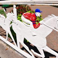 Belmont Park Art, Флорал-Парк
