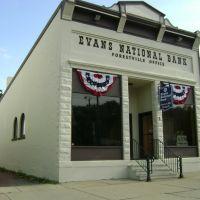 Evans National Bank, Форествилл