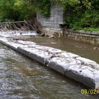 Moyer Creek Aqueduct M15 Old Erie Canal, Франкфорт