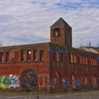 Brooklyn Water Works (Milburn Pumping Station), Фрипорт