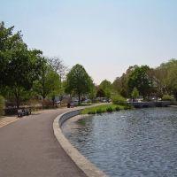 Millburn Pond, Фрипорт