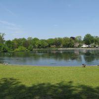 Milburn Pond, Фрипорт