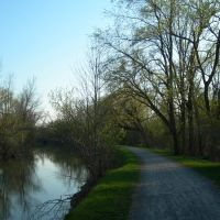 Erie Canal, East Syracuse, NY, Фэйеттевилл