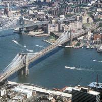 View from World Trade Center, Хадсон