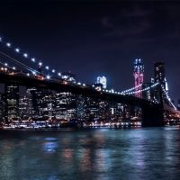 A bridge between the world and the life, Хадсон