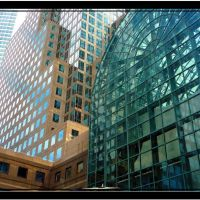 World Financial Center - New York - NY, Хадсон-Фоллс