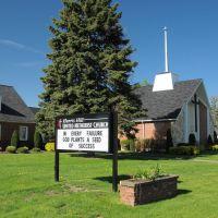 United Methodist Church, Харрис-Хилл