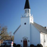 St. Pauls Episcopal Church, Харрис-Хилл