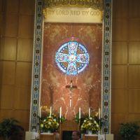 St. Thomas The Apostle Altar, Хемпстид