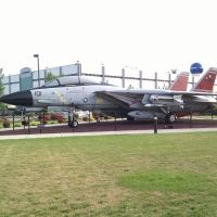 Felix 101 the last F-14 flew in the U.S., Хиксвилл
