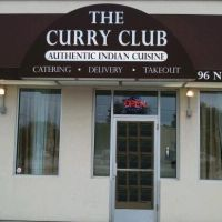 THE CURRY CLUB,,,,,AUTHENTIC INDIAN CUISINE, Хиксвилл