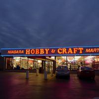 Niagara Hobby & Craft Mart, Чиктовага