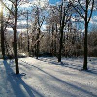 Winter day, Чиктовага