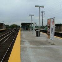 Estacion de tren en Floral Park, Элмонт