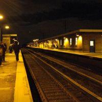 Floral Park Station, Элмонт