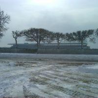 Belmont Park Grandstands, Элмонт