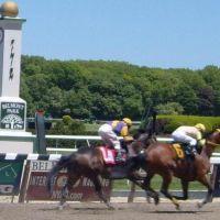 Belmont Park Race Track, Элмонт