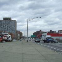 I-495 (Long Island Expy) - 2009/12/02, Элмхарст